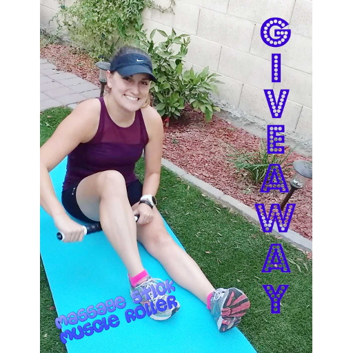 Muscle Roller Massage Stick Giveaway