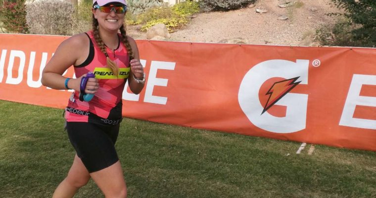 Ironman Arizona 70.3 Race Report
