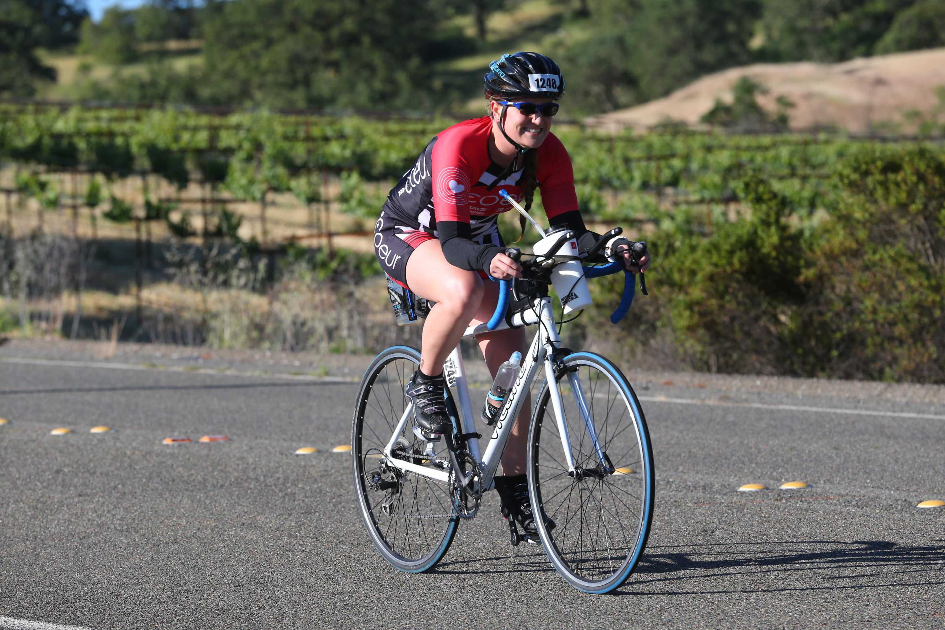 Ironman Santa Rosa 70.3 2017 Race Report – Bike