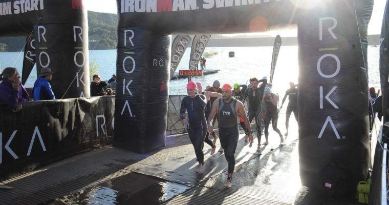 Ironman Santa Rosa 70.3 2017 Race Report – Swim