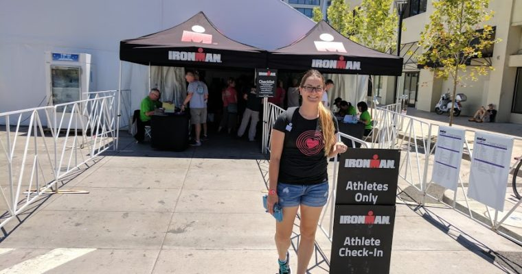 Ironman Santa Rosa 2017 Race Report – Pre-Race & Check-in