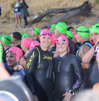 Ironman Santa Rosa 2017 Race Report – The Swim