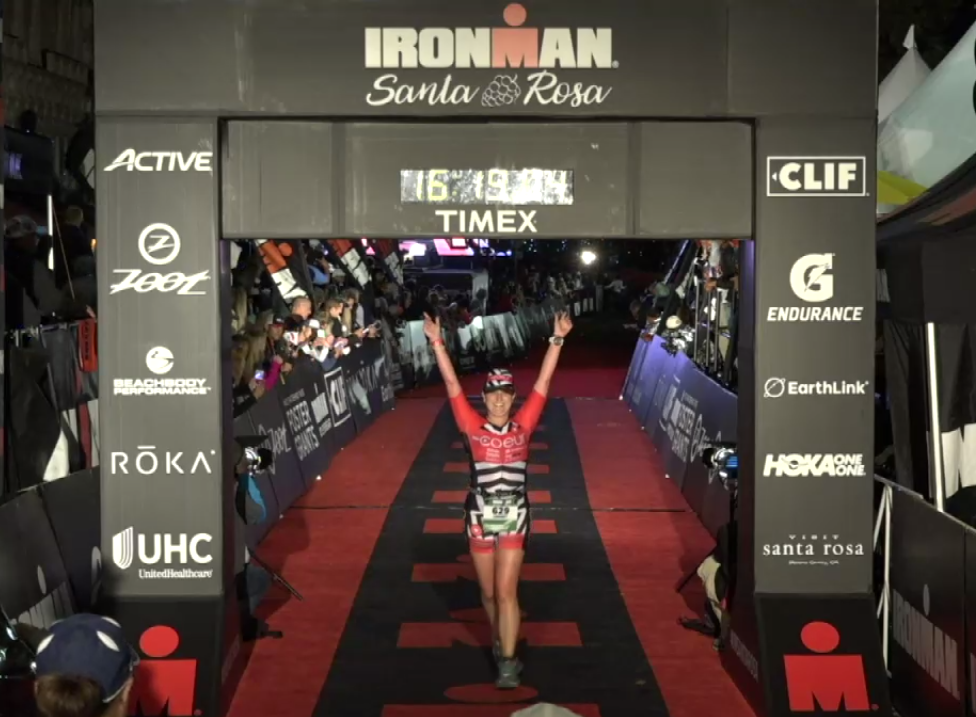 Ironman Santa Rosa 2017 Race Report – Finish Line Feels