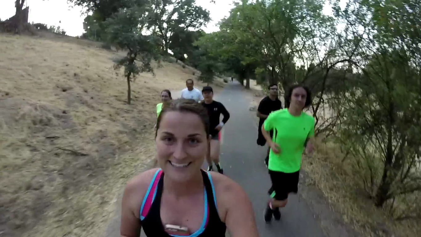 Couch to 5k Group Run